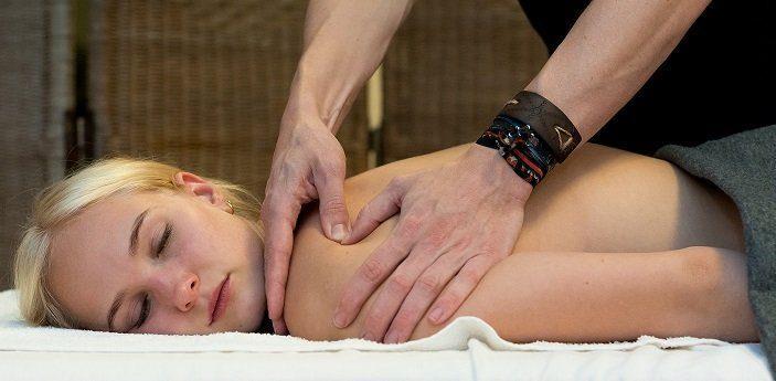 prøvekanin hos MassageAkademiet